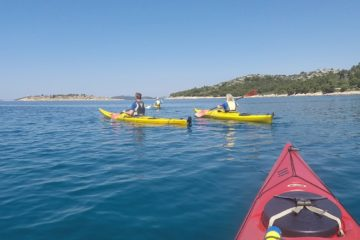 Croatia Sea Kayaking Tour | Jamming Adventures
