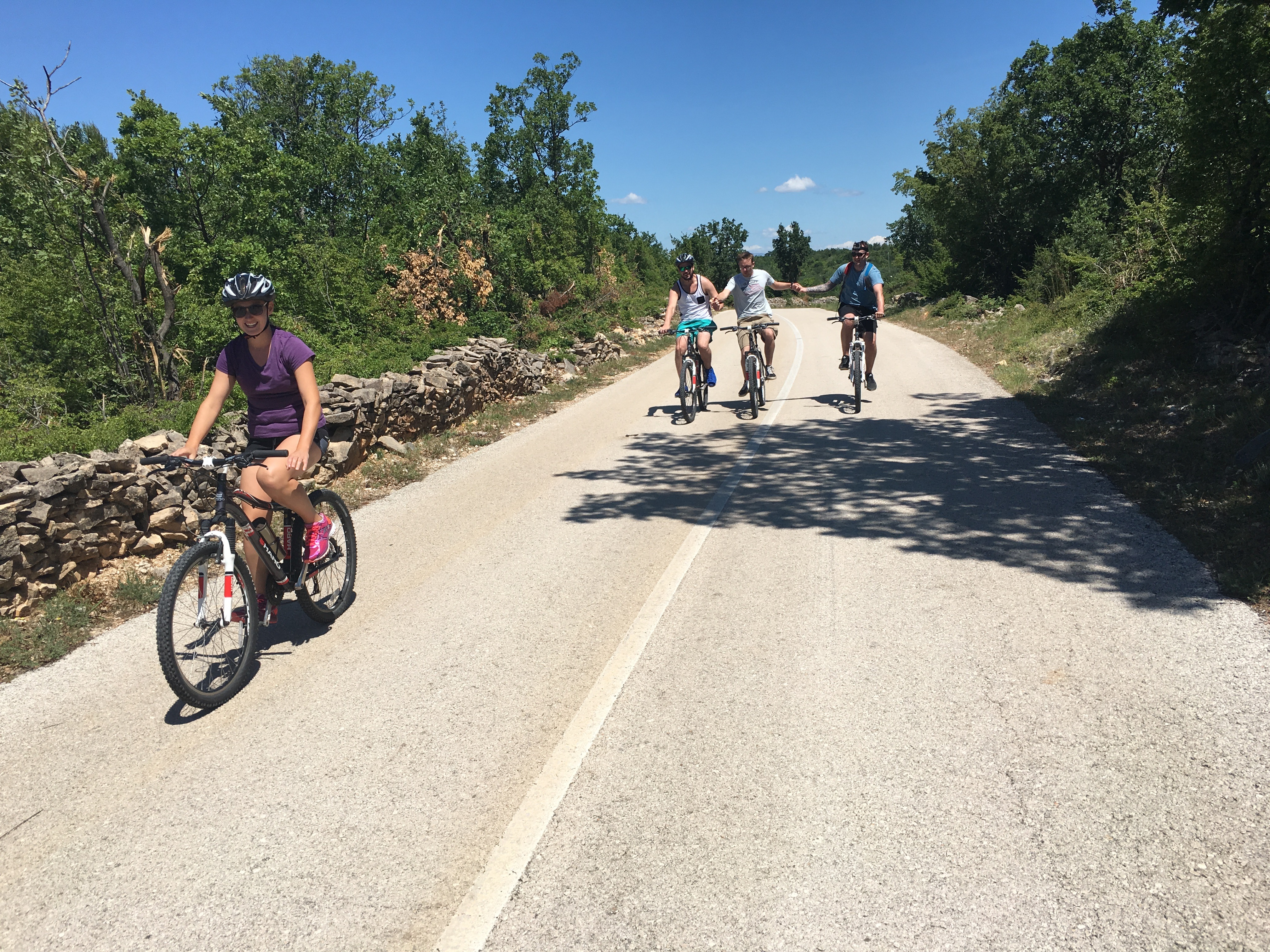 Dalmatia a great cycling destination | Jamming Adventures