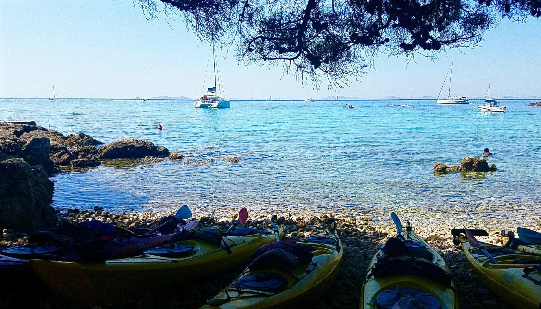 Sea kayaking Experience | Top 5 reasons to book with Jamming Adventures Croatia