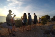 Sunset at Murter | Jaming Adventures Croatia.JPG