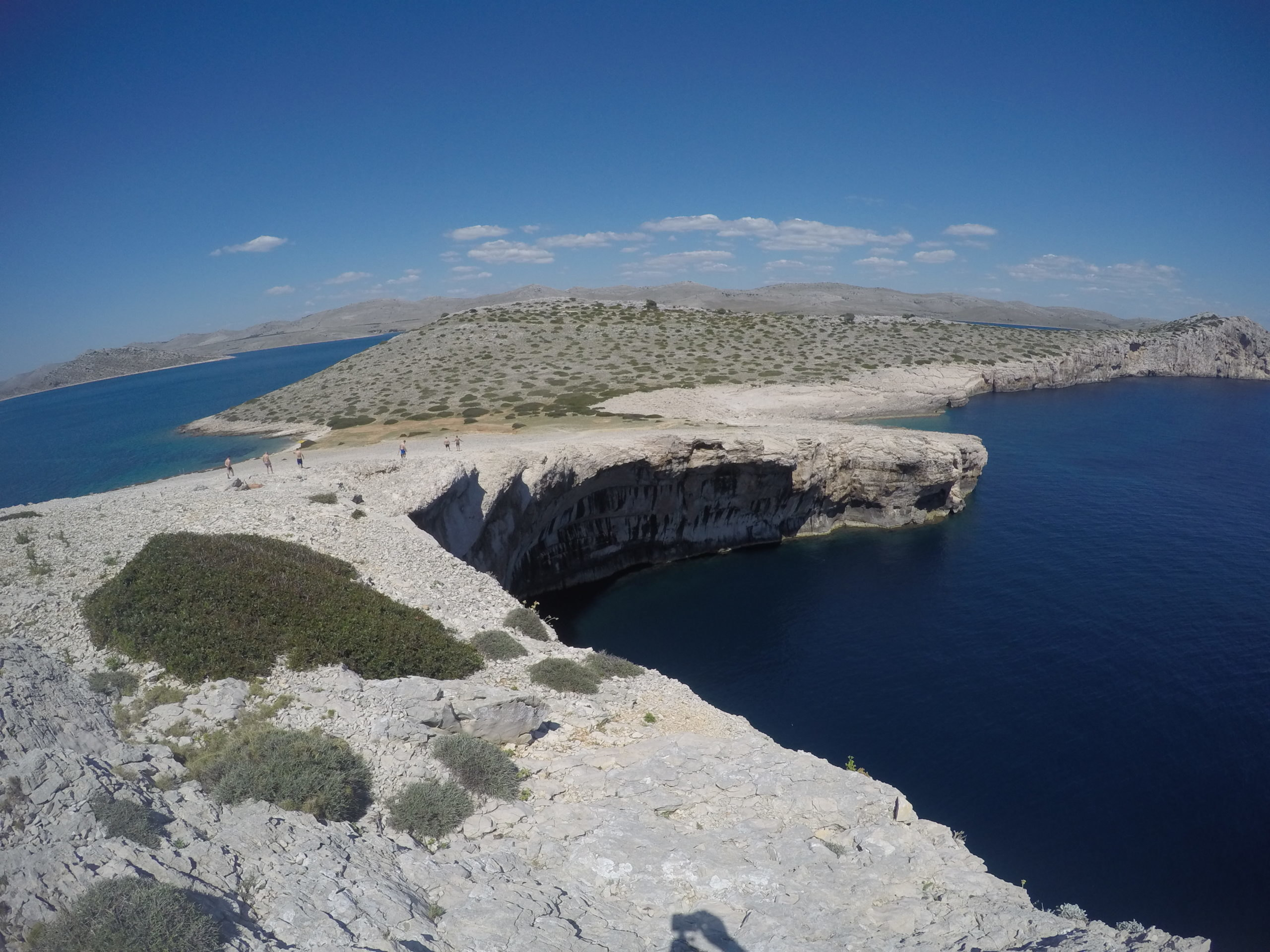 Dalmatia a great cycling destination | Kornati Islands National Park | Jamming Adventures Croatia