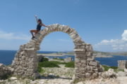 Kornati National Park arch _ Jamming Adventures Croatia.JPG.JPG