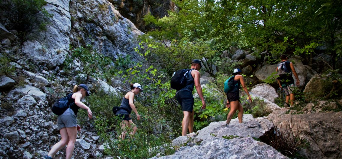 Hiking Adventures in Croatia | Paklenica National Park hiking | Travel Blog | Jamming Adventures